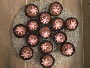 Nutella Cupcakes / Cookies