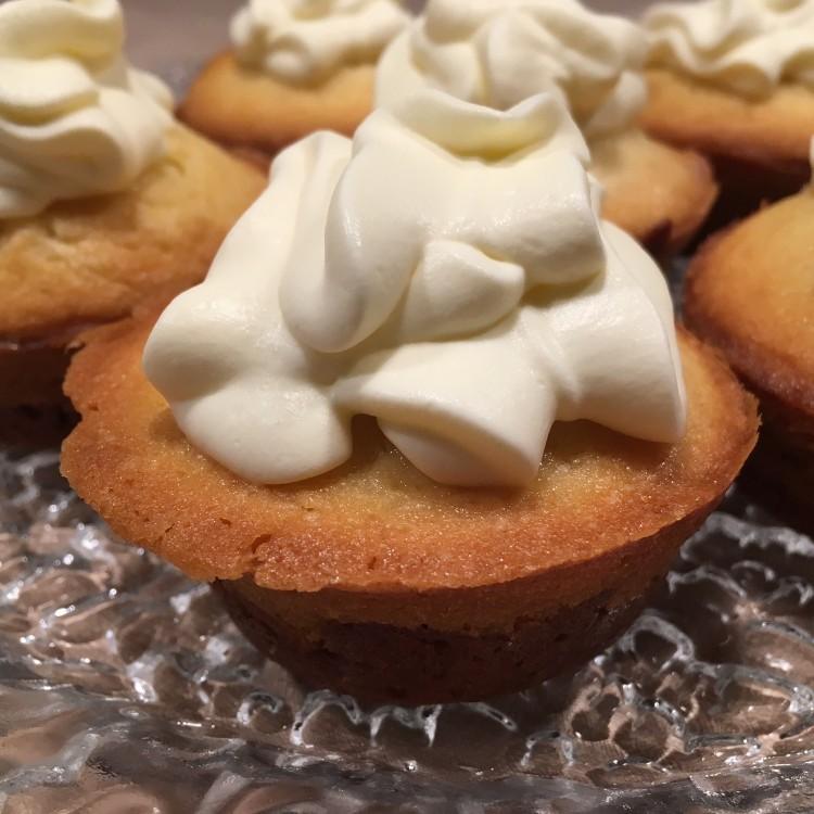 Latte Macchiato Cupcakes