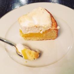 Meringuierte Lemon Tarde