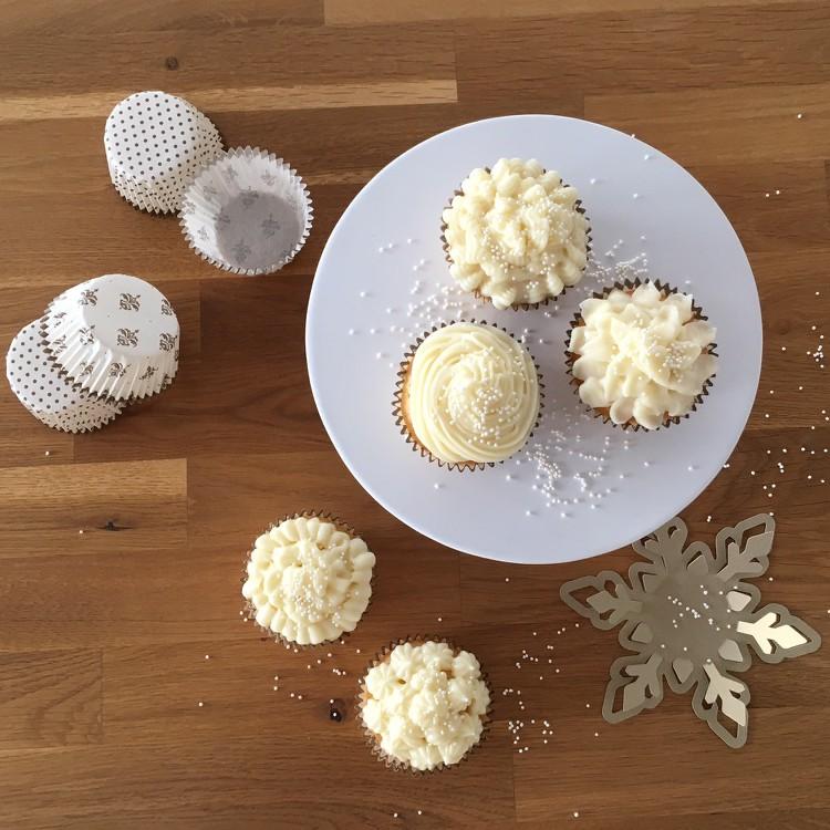 Kokosnuss Cupcakes