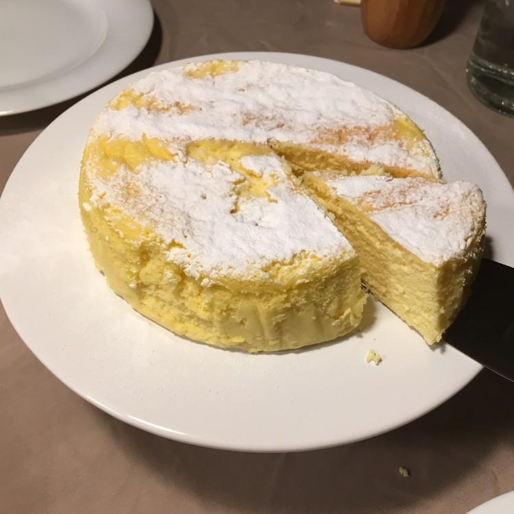 Japanischer Cheesecake