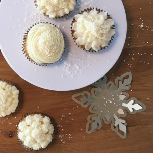 Kokosnuss-Cupcakes