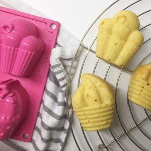 Muffins Zitrone