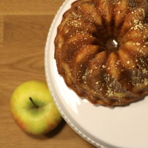 Apfel Gugelhupf