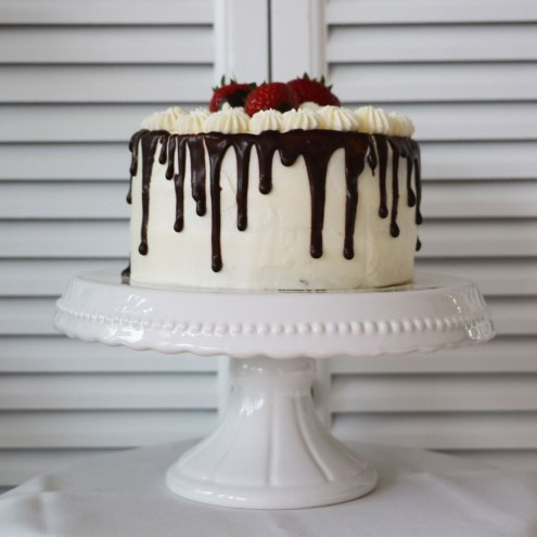 Chocolatedripcake